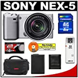 Sony Alpha NEX-5 Digital Camera Body & E