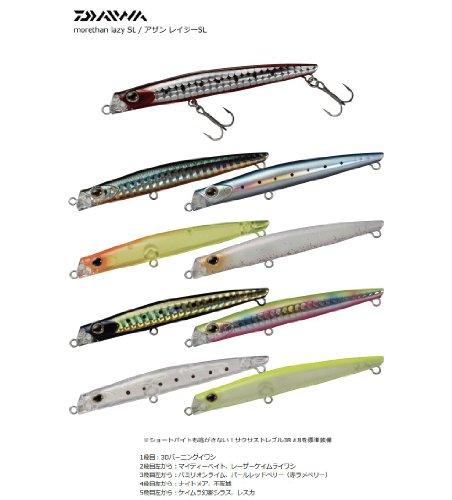 ダイワ(Daiwa) ルアー モアザン レイジースリム 88S 不夜城の商品画像