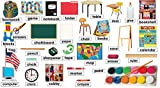 Classroom Photos & Labels Mini Bulletin Board (TF8084)