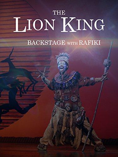 The Lion King: Backstage with Rafiki on Amazon Prime Video UK