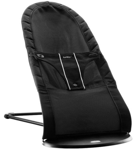 Why Should You Buy BABYBJORN Babysitter Balance Air - Black Mesh