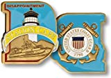 USCG Station Cape Disappointment Challenge Coin by Northwest Territorial Mint