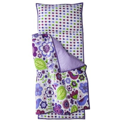 Botanical Purple Nap Mat