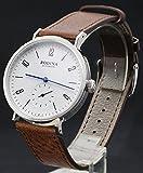 European Style Classical Rodina Men's Automatic Wrist Watch OEM By Sea-gull St17