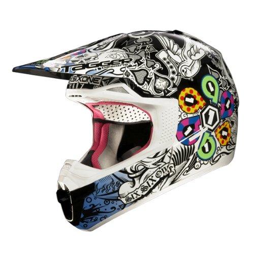 Buy Low Price Sixsixone Fenix Flash Bike Helmet (72-0694)