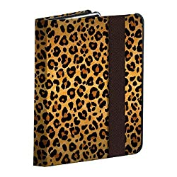 Powis iCase - Cheetah iPad Case w/ 9 Position Stand, for the Apple iPad 1
