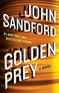 Book Cover: Golden Prey
