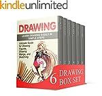 Drawing Box Set: 50 Tutorials and Tec...