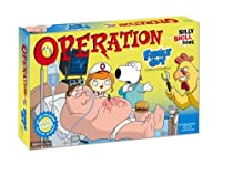 Usaopoly Family Guy Operation