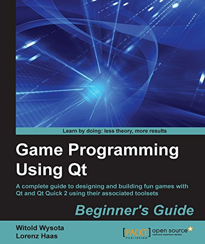 PDF⋙ Game Programming Using Qt: Beginner's Guide by Witold