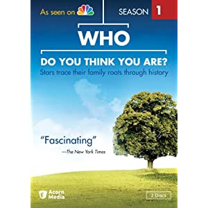Who do you think you are? Season 1
