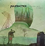 Turning Tides by Malpractice [Music CD]