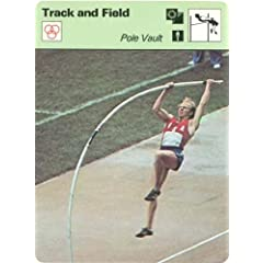 Buy 1977-79 Sportscaster Series #4303 Pole Vault Dave Roberts by Editions Rencontre