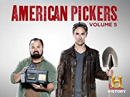 American Pickers Season 5 [HD]