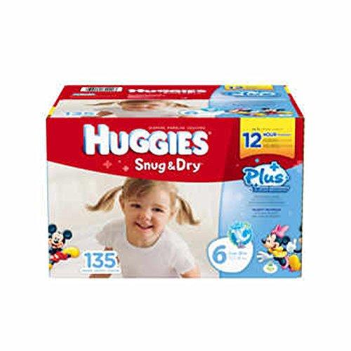 Huggies Diapers Size 6