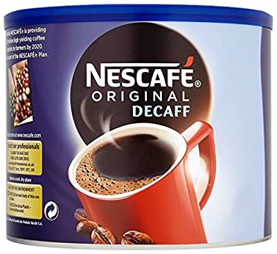 Nescafé Original Decaffeinated Coffee 100 g (Pack of 6)