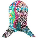 Facekini® Sun Protection Mask, UPF 50+ (Peacock)