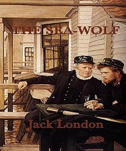 Jack London - The Sea Wolf (Illustrated)