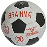 Brahma Sports Brahma Football 3 No-3 Ply Heavy Unisex Synthetic Football Number -3 Multi Colour