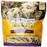 Sergeants VP5020 Pur Luv Mini Bones Peanut Butter Treat, 32-Ounce, 60-Count