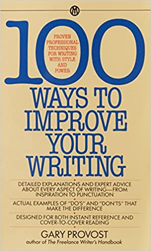 How to Improve Writing Skills | WritersDigest com