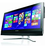 Lenovo B750 29-inch All-in-One Desktop (Black) - (Intel Core i7-4770 3.60 GHz, 16 GB RAM, 1TB+8GB SSHD, NVIDIA GeForce GTX760A 1 GB, Blu-ray, Camera, TV Tuner, Bluetooth, Wi-Fi , Windows 8.1)
