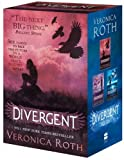 Veronica Roth By Veronica Roth - Divergent Series Boxed Set (books 1-3)