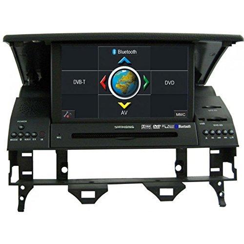 REALMEDIA Mazda 6 OEM Einbau Touchscreen Navigation GPS Multimedia Interface DVD Player MP3 MPE4 USB SD 3D TV iPod USB MPEG2 Bluetooth Freisprecheinrichtung +++mit REALMEDIASHOP Garantie+++