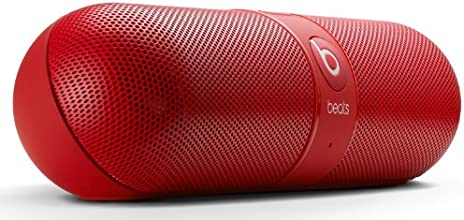 Beats by Dr. Dre Pill 2.0 Bluetooth Wireless Speaker - Red