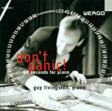 Don't Panic! 60 Seconds For Piano (Livingston) Various Composers