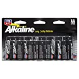 Rite Aid Alkaline Batteries, AA, 24 batteries