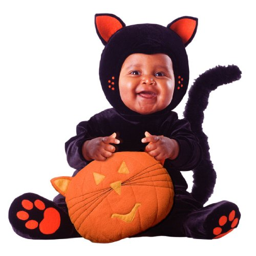Baby Tom Arma Black Cat Costume (Size: 24 Months) image