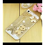 IPHONE 7 AND 7S SILICONE COVER/CASE, IPHONE 7/7S RHINESTONE COVER/ IPHONE 7/7S DIAMOND BLING COVER