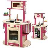 Spielküche aus Holz - rundum bespielbar von howa 4811