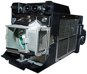 Lutema AN-P610LP/1-L02 Sharp AN-P610LP/1 AN-P610LP Replacement LCD/DLP Projector Lamp, Premium
