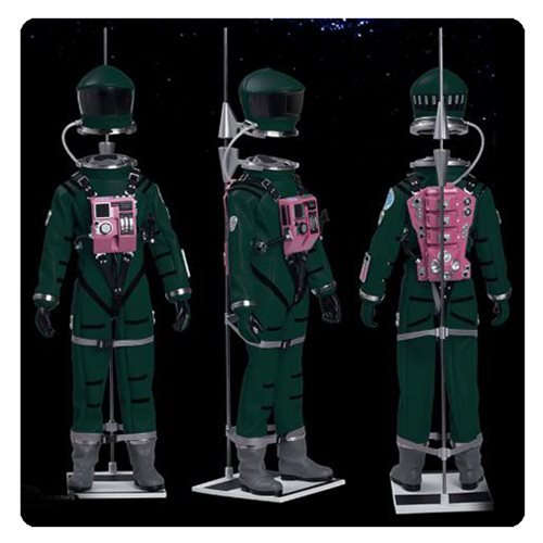 2001: A Space Odyssey Green Space Suit 1:6 Scale Action Figure Accessory (2001 A Space Odyssey Toy compare prices)