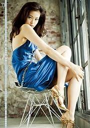 黒谷友香 2010年 カレンダー