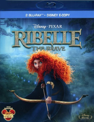 Ribelle - The brave [Italia] [Blu-ray]