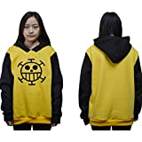 One Piece Trafalgar Law Coat Hat 2 years later coat, Size L