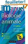 Mini manuel de Biologie animale - 3e...