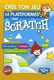 Cree ton jeu de plateformes avec Scratch