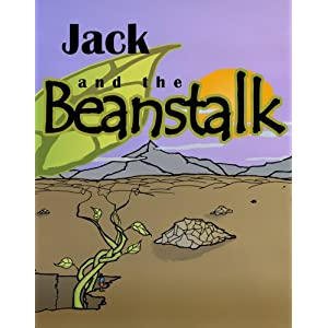 Jack And The Beanstalk (39 Pages with 27 illustrations!)