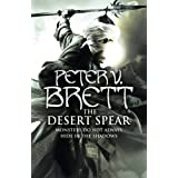 The Desert Spear (The Demon Cycle, Book 2)by Peter V. Brett