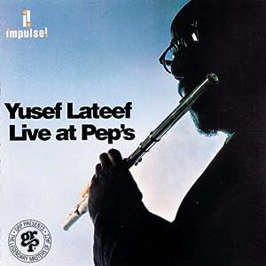 Live at Pep's