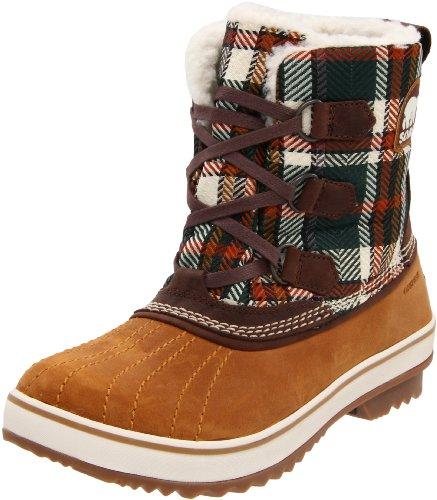 Sorel Tivoli Boot - Women's Chestnut/Bone Brown, 8.0