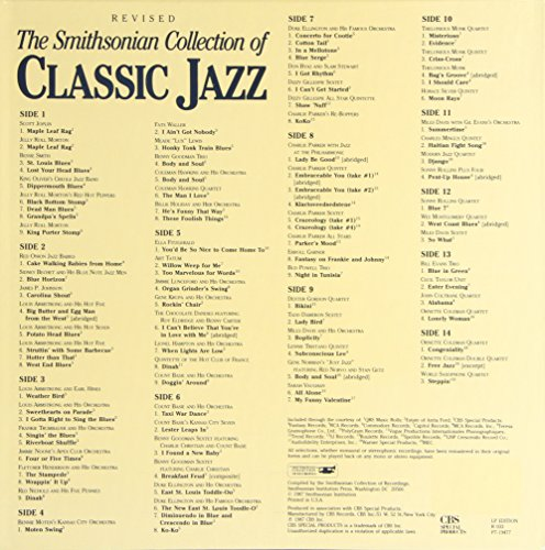 Smithsonian Collection of Classic Jazz
