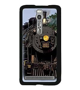 ifasho Designer Phone Back Case Cover Asus Zenfone 2 ZE551ML ( Skull Rock Star Look )