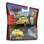 Disney Cars 2 V2803 Guido und Luigi