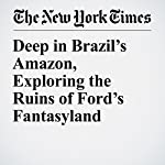 Deep in Brazil's Amazon, Exploring the Ruins of Ford's Fantasyland | Simon Romero