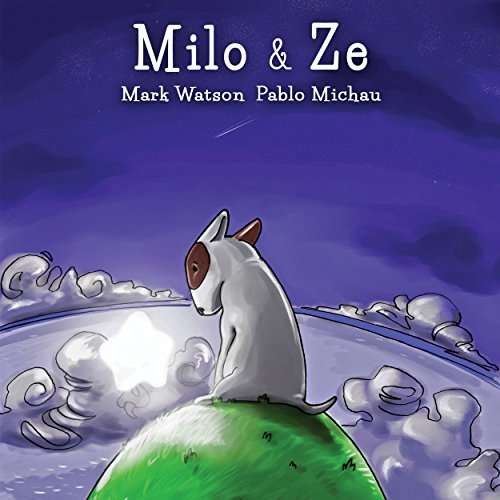 milo-ze-a-bull-terrier-puppy-adventure-english-edition
